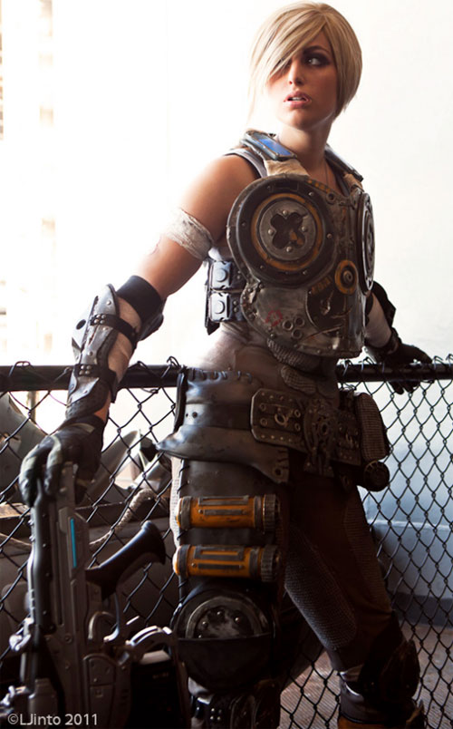 Anya Stroud - Gears of War 3
