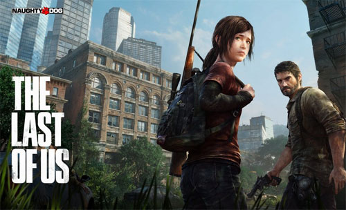 thelastofus WOW!!! The Last Of Us, um game de horror da Naughty Dog!!