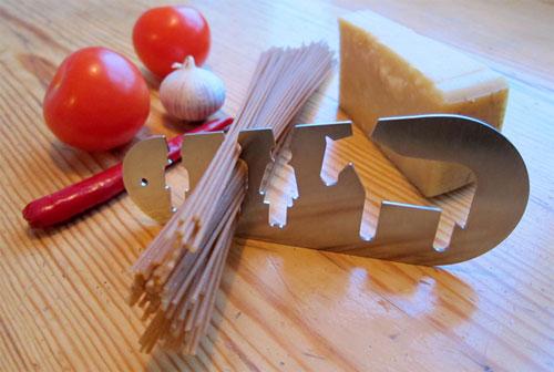 Medidor de espaguete
