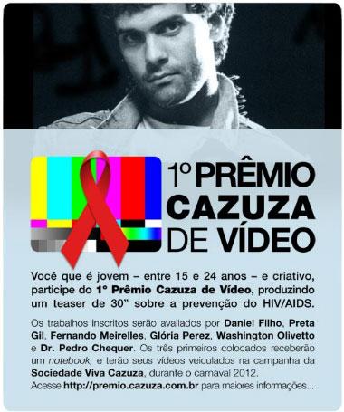 1º Prêmio Cazuza de Vídeo