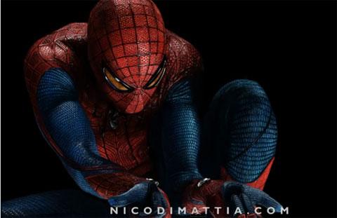 Homem Aranha de Nico di Mattia