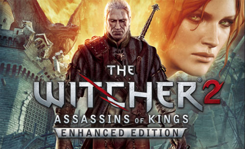 thewitcher2 The Witcher 2 versão Enhanced, CG de abertura e trilha sonora