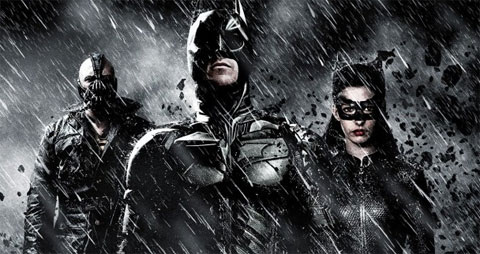 batman3 Christopher Nolan fecha trilogia de Batman com chave de ouro!