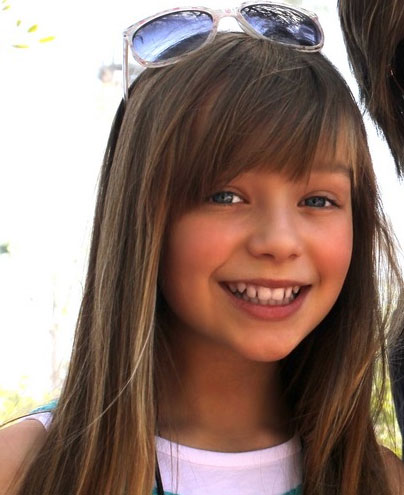 connie talbot today Lembram da Connie Talbot? Cresceu!