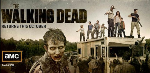 thewalkingdead 3season The Walking Dead   trailer da 3ª temporada legendado!